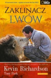 Zaklinacz lwów - okładka książki