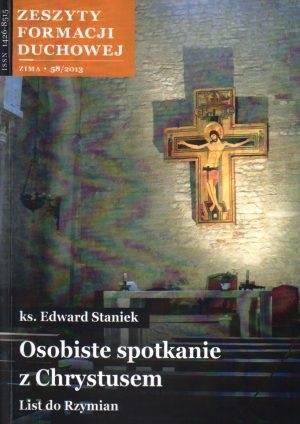 Zeszyty Formacji Duchowej nr 58. - okładka książki