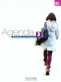 Agenda 3. Podręcznik ucznia (+ CD) - okładka podręcznika