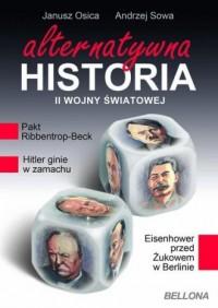 Alternatywna historia II wojny światowej - okładka książki
