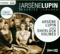 Arsene Lupin contra Sherlock Holmes - pudełko audiobooku