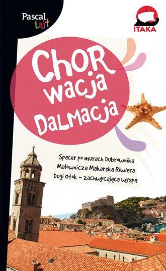 Chorwacja Dalmacja. Pascal lajt - okładka książki