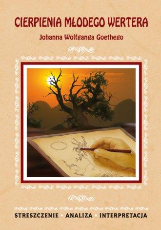 Cierpienia młodego Wertera Johanna - okładka podręcznika