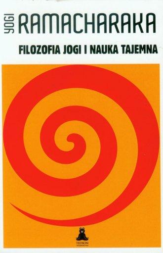 Filozofia jogi i  nauka tajemna - okładka książki