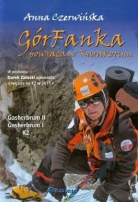 GórFanka powraca w Karakorum - okładka książki