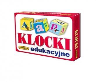 Klocki edukacyjne - zdjęcie zabawki, gry
