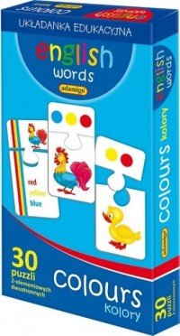 Kolory zestaw edukacyjny - zdjęcie zabawki, gry