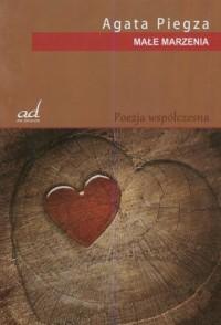 Małe marzenia - okładka książki