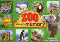 Memory ZOO - Wydawnictwo - zdjęcie zabawki, gry