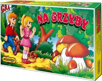 Na grzyby - zdjęcie zabawki, gry