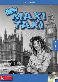 New maxi taxi. Starter. Zeszyt ćwiczeń - okładka podręcznika