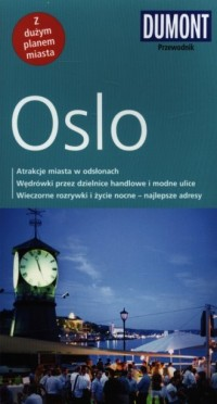 Oslo. Przewodnik - okładka książki