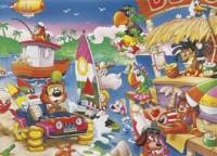 Plaża (puzzle maxi) - zdjęcie zabawki, gry