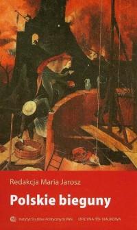 Polskie bieguny - okładka książki
