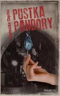 Pustka Pandory - okładka książki