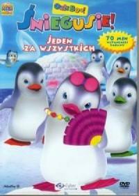 Śniegusie. Jeden za wszystkich (DVD) - okładka filmu