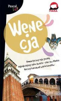 Wenecja. Pascal lajt - okładka książki