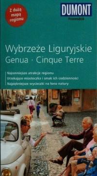 Wybrzeże Liguryjskie. Przewodnik. - okładka książki
