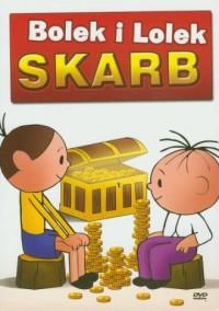 Bolek i Lolek na wakacjach. Skarb (DVD video) - zdjęcie zabawki, gry