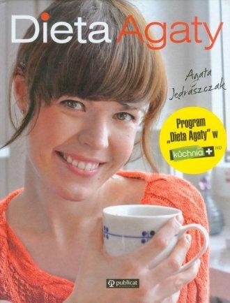 Dieta Agaty - okładka książki