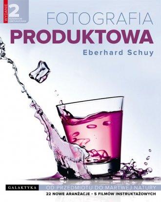 Fotografia produktowa od przedmiotu - okładka książki