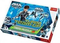 Max atakuje (puzzle - 160 elem.) - zdjęcie zabawki, gry