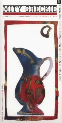 Mity greckie. Cudowny dzban (+ CD) - pudełko audiobooku