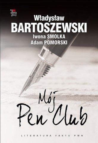Mój Pen Club - okładka książki