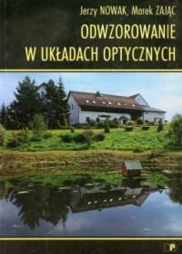 Odwzorowanie w układach optycznych - okładka książki