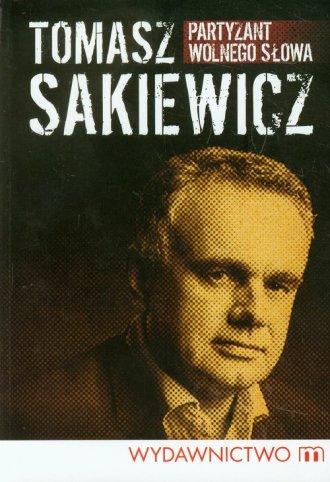 Partyzant wolnego słowa - okładka książki