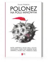 Polonez na polu minowym - okładka książki