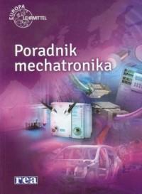 Poradnik mechatronika - okładka książki