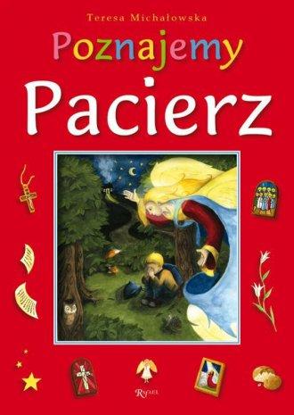Poznajemy Pacierz - okładka książki
