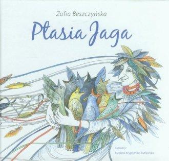 Ptasia Jaga - okładka książki