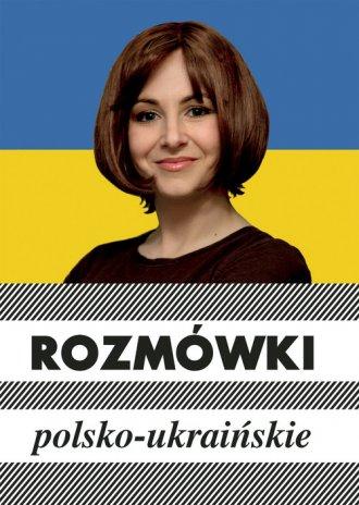 Rozmówki polsko-ukraińskie - okładka podręcznika