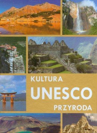 UNESCO. Kultura, przyroda - okładka książki