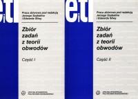 Zbiór zadań z teorii obwodów cz. 2 - okładka książki