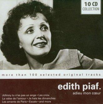 Adieu Mon Coeur - okładka płyty