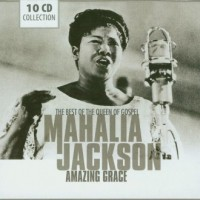 Amazing Grace - The Best of the Queen of Gospel (CD audio) - okładka płyty
