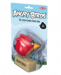 Angry Birds (  dodatek - Czerwony Ptak) - zdjęcie zabawki, gry