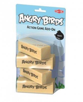 Angry Birds (  dodatek - Klocki) - zdjęcie zabawki, gry