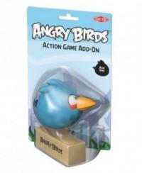 Angry Birds (  dodatek - Niebieski Ptak) - zdjęcie zabawki, gry