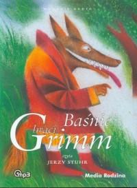Baśnie braci Grimm cz. 1 (CD mp3) - pudełko audiobooku