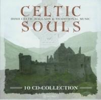 Celtic Souls. Irish Celtic Ballads and Traditional Music - okładka płyty