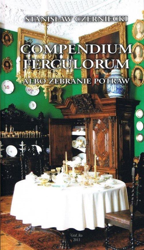 Compendium Ferculorum albo zebranie - okładka książki