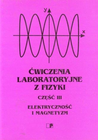 Ćwiczenia laboratoryjne z fizyki - okładka książki