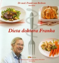 Dieta doktora Franka - okładka książki