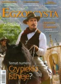 Egzorcysta. Miesięcznik nr 4/2013 - okładka książki