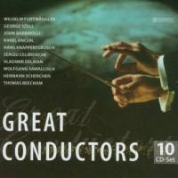Great Conductors (CD audio) - okładka płyty