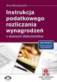 Instrukcja podatkowego rozliczania - okładka książki